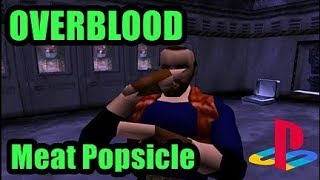 OverBlood Horror Living Like A Meat Popsicle PS1