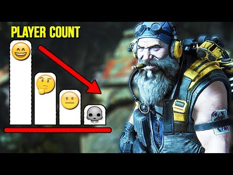 10 OVERHYPED Games That Lost Their ENTIRE Playerbase After Launch