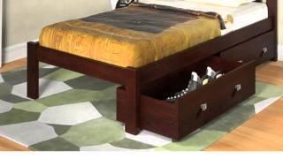 Kids Beds With Storage