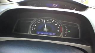 2007 Honda Civic EX Test Drive - Acceleration Compilation