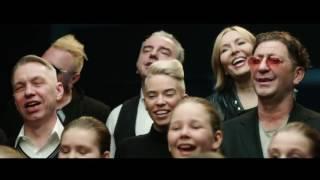 Все звёзды России в потрясающем  клипе