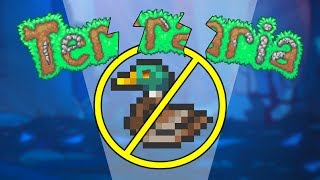 Terraria Duck Glitch is now EVEN BETTER! (Huge Glitch)