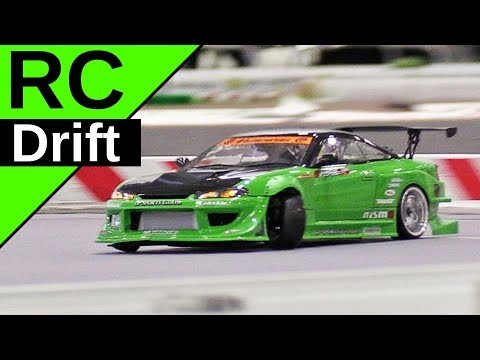 RC Drift 1:10 - Little cars Big fun! - Model Game Bologna 2018