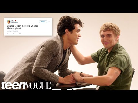 Riverdale Cast Competes in a Compliment Battle  Teen Vogue