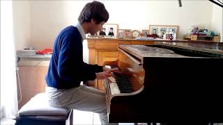Chopin - Ballade no. 1 in g minor op. 23 (Pleyel)