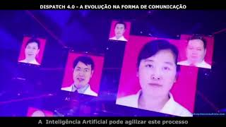 Dispatch 4.0 - Comunicação e Monitoramento (GIS) com Inteligência Artificial.