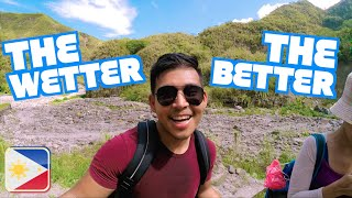 THE WETTER THE BETTER | Philippines Part 6