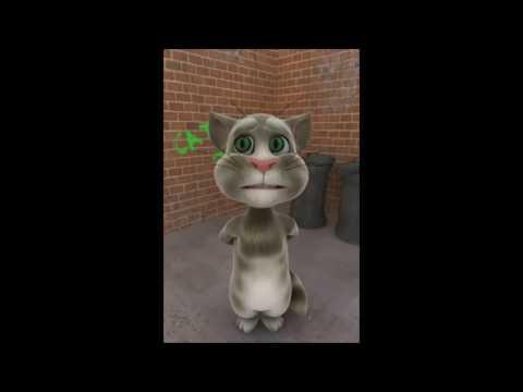 Konuşan Kedi Tom - Annen Evde mi?