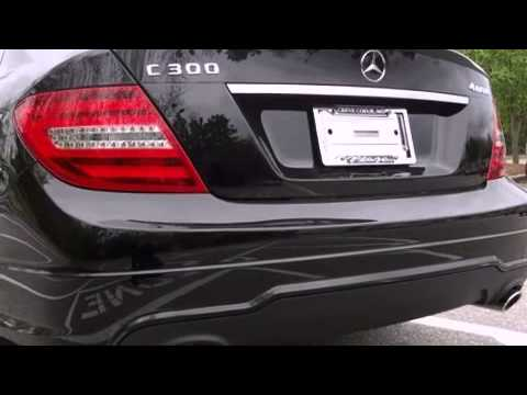 2014 mercedes benz c class 4dr sdn c300 sport 4matic youtube for Plaza mercedes benz 11910 olive blvd creve coeur mo 63141