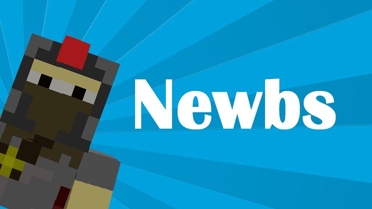 Newbies Minecraft Movie