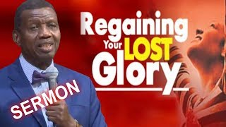 Pastor EA Adeboye Sermon  RCCG April 2019 THANKSGIVING SERVICE