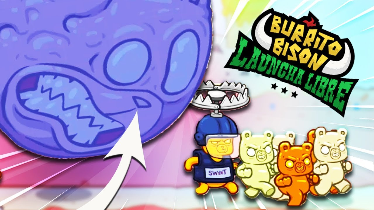 JAK ZAROBIĆ MNÓSTWO KASY?! | Burrito Bison: Launcha Libre #10 - YouTube