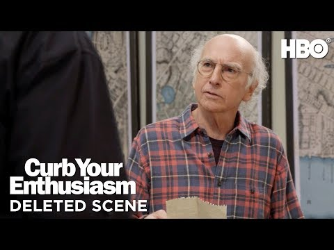 'Stone Fruit' Ep. 2 Deleted Scene | Curb Your Enthusiasm | Season 9