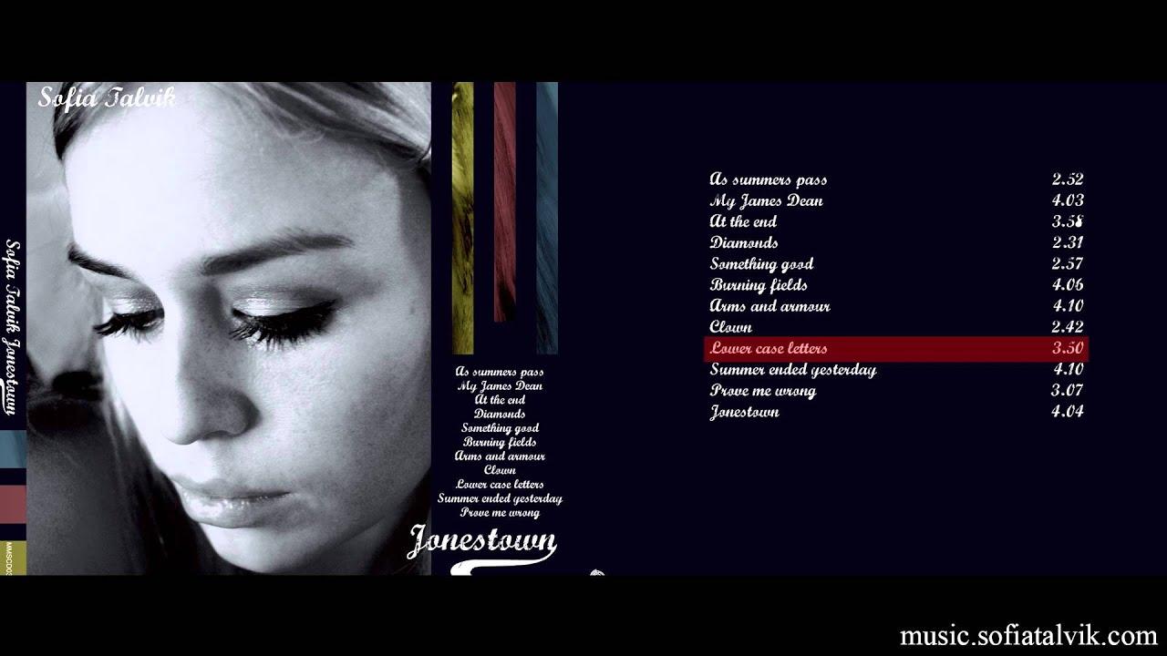 Download Sofia Talvik - Lower Case Letters (Jonestown - YouTube Album)