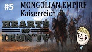 HoI4 - Kaiserreich - The Mongols Awaken - Part 5