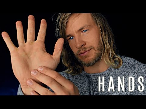 Powerful ASMR Hands For Tingles