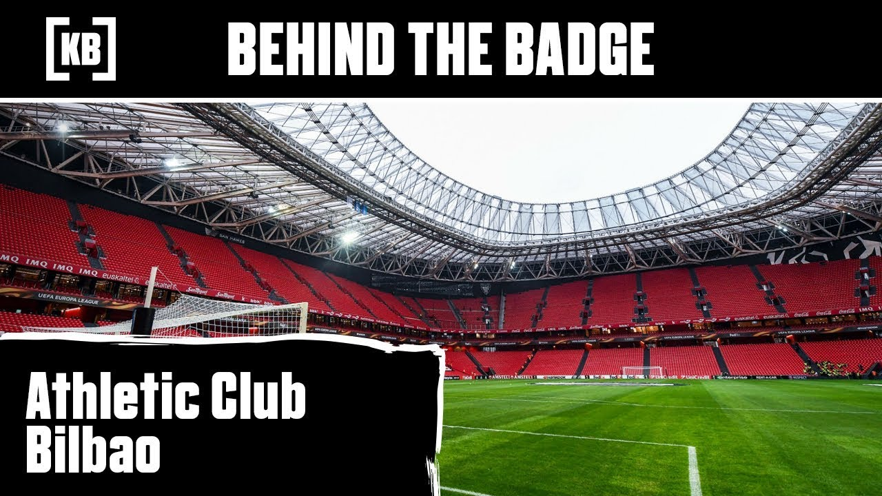 Behind The Badge @ Athletic Club Bilbao