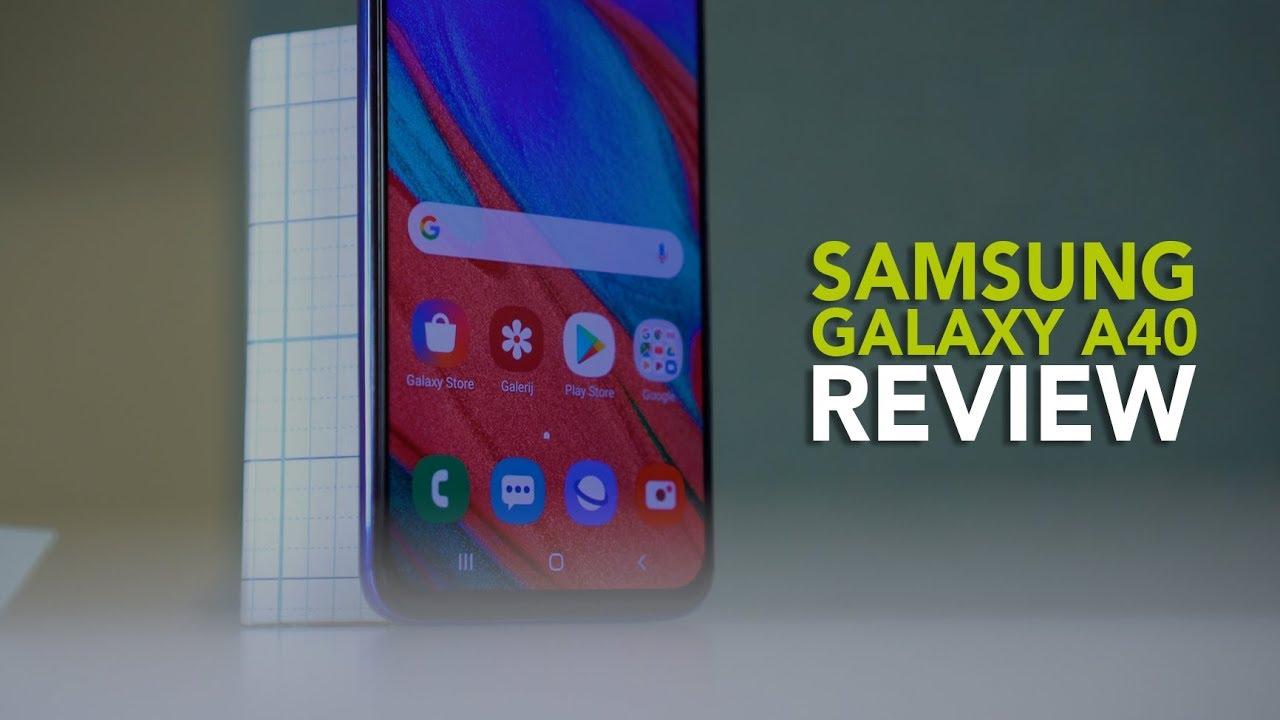 Samsung Galaxy A40 review: beste goedkope Samsung?