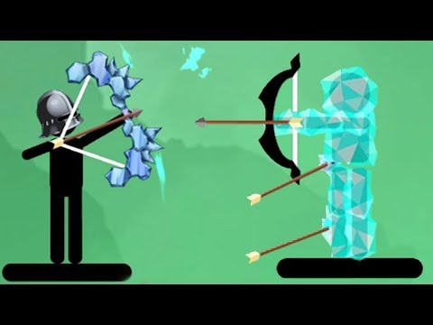 THE FROST BOW Gameplay Walkthrough THE ARCHERS 2 Android Game