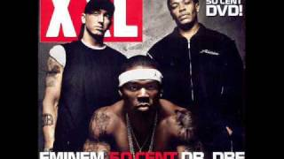 HQ 50 Cent feat Eminem Psycho 2009 Before I Self Destruct Audio Vid