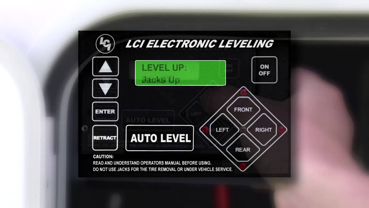 Cedar Creek Level Up Leveling System by Lippert Components  YouTube