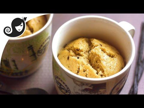 one-bowl-vanilla-chocolate-chip-steamed-mug-cake- -vegan/vegetarian-recipe