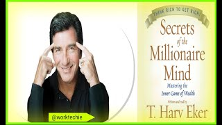 How to Get Rich and Wealthy | Secrets of the Millionaire Mind by T Harv Eker