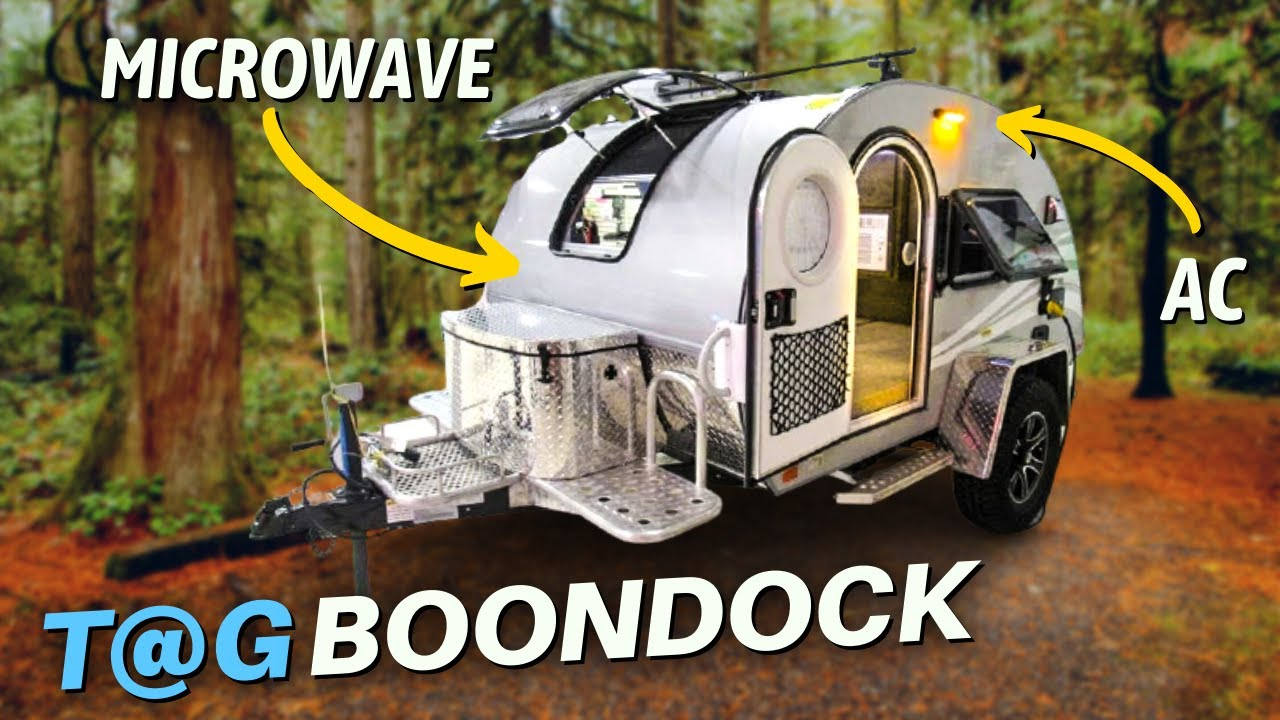 Small Off-Road Trailer with EVERYTHING…Including the Kitchen sink!