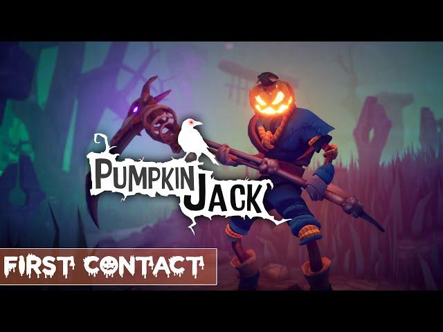 [FR] Pumpkin Jack - First Contact - Citrouille et corbeaux
