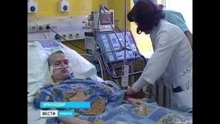 Провели операцию по удалению опухоли мозга(Наш сайт: www.kubantv.ru Наш канал на YouTube: http://www.youtube.com/user/Kubantv Наш поток в Twitter: http://twitter.com/kubantv Наша группа ..., 2012-03-06T08:06:51.000Z)