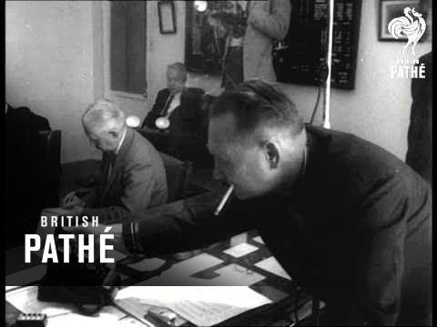 Chessman - The End (1960)