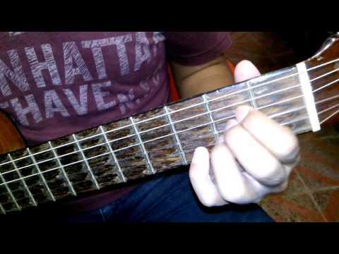 Como tocar Yo Te Recuerdo de Juan Gabriel ft. Marc Anthony en guitarra. ACORDES!!!