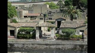 Геркуланум (Herculaneum)(Слайд-шоу под музыку. Визит автора в сентябре 2010 г. в Геркуланум - античный город на берегу Неаполитанского..., 2011-01-01T17:38:52.000Z)