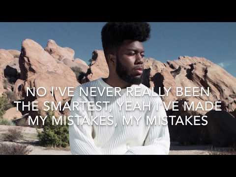 Khalid - 8TEEN Lyrics
