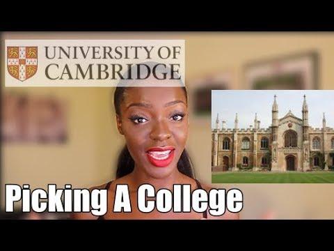 How Do Cambridge Colleges Differ?   SimplyCambridge Ep.2