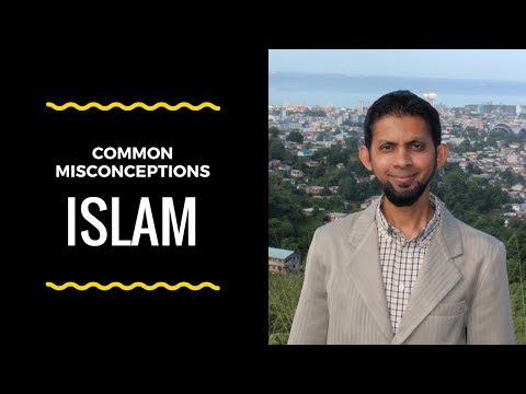 Responding to Common Misconceptions About Islam - To Lutheran Church Members