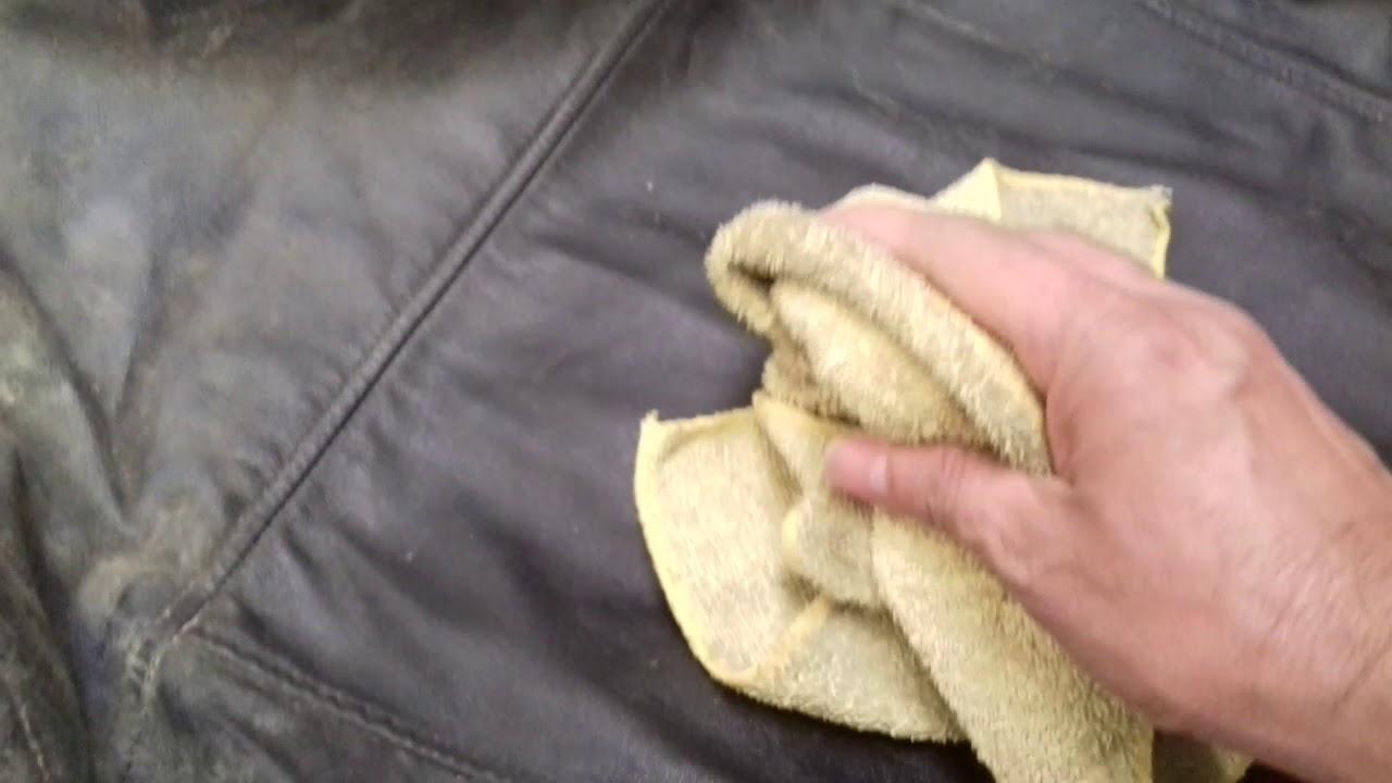 Como limpiar una chamarra de piel muy sucia youtube - Como limpiar paredes blancas muy sucias ...