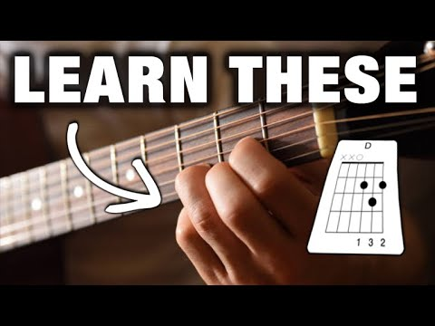 How to Learn ALL the Guitar Chords (AND HOW NOT TO!)