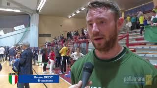 Serie A1: Trieste-Brixen 21-21 | Post-gara