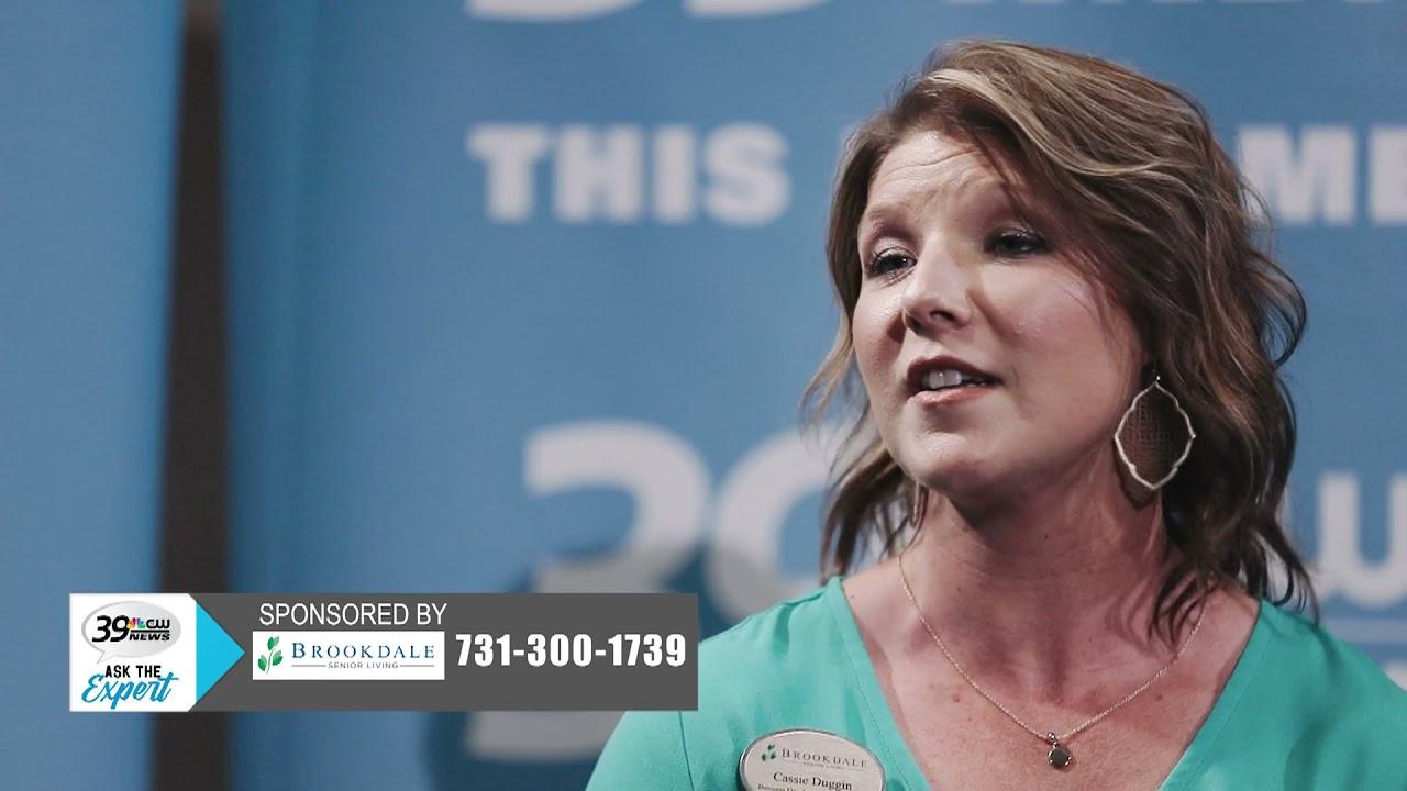 Ask The Expert -- sponsored by Brookdale Senior Living
