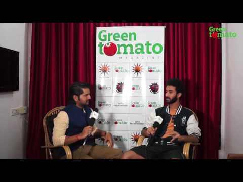 "INTERVIEW  ""RAGHAV JUYAL"""