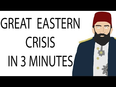 Great Eastern Crisis | 3 Minute History