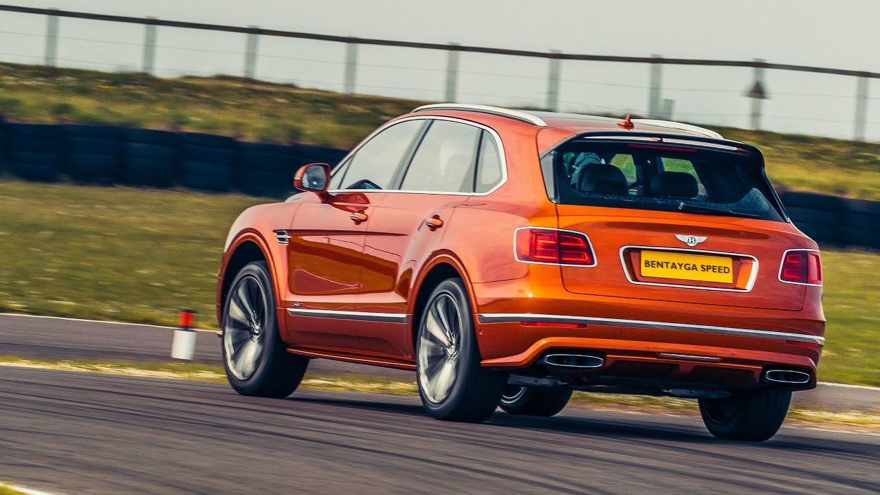 New Bentley Bentayga Speed The World S Fastest Suv
