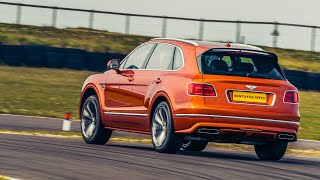 NEW Bentley Bentayga SPEED - The World's Fastest SUV!