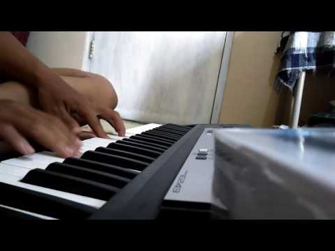 Keyboard - The overtunes cinta adalah