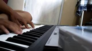 Keyboard - The overtunes cinta adalah