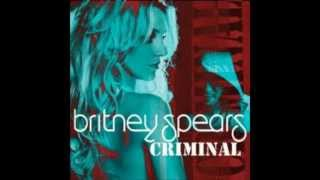 Britney Spears Criminal (Tom Piper Riddler Radio Edit)