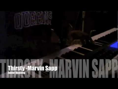 Thirsty Marvin Sapp by Junior