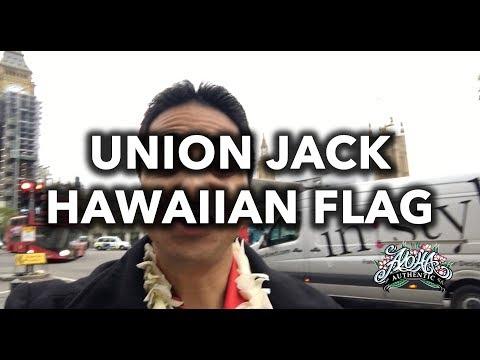 Union Jack - Hawaiian Flag