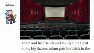 A Social Story: Going to the Movies